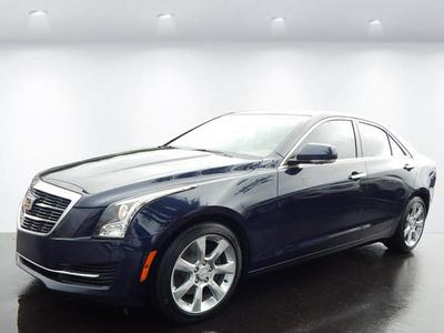2016 Cadillac ATS 2.5L Luxury for sale VIN: 1G6AB5RA5G0103077