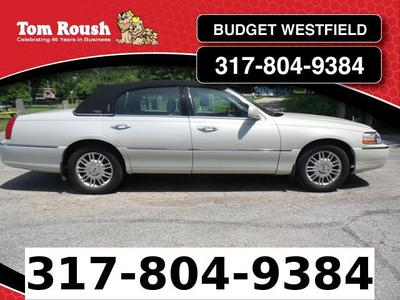 2007 Lincoln Town Car Signature Limited for sale VIN: 1LNHM82W37Y633056