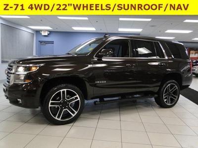 2018 Chevrolet Tahoe LT for sale VIN: 1GNSKBKC3JR156351