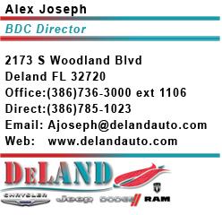 Deland Chrysler Dodge Jeep Ram Image 6