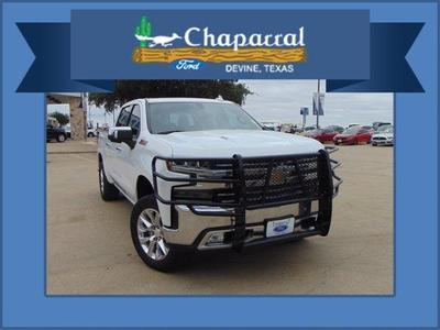 Chevrolet Silverado 1500 2019 for Sale in Devine, TX