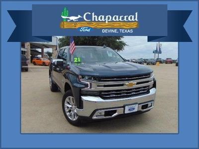 Chevrolet Silverado 1500 2021 a la Venta en Devine, TX
