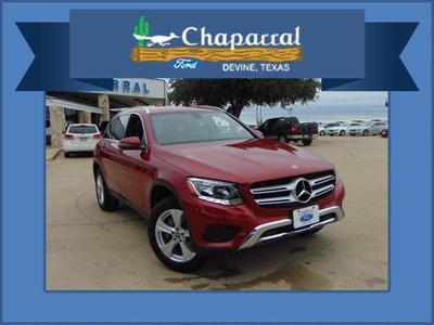 Mercedes-Benz GLC 300 2018 a la venta en Devine, TX