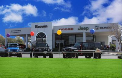 Brown Dodge Chrysler Jeep RAM Image 2