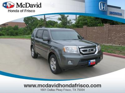 2009 Honda Pilot EX for sale VIN: 5FNYF38459B015845