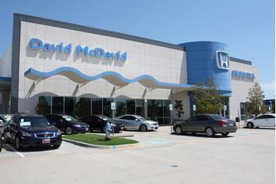 David McDavid Honda of Frisco Image 1