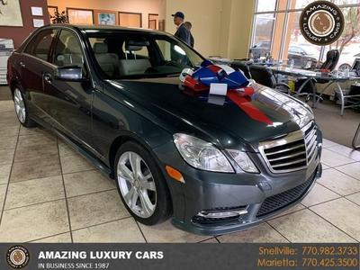Mercedes-Benz E-Class 2013 for Sale in Snellville, GA