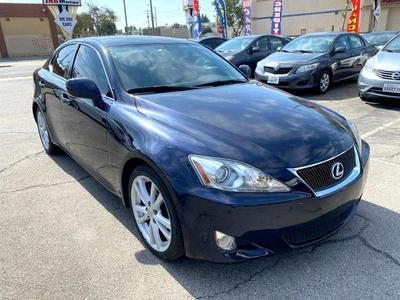 Lexus IS 250 2007 for Sale in Alhambra, CA