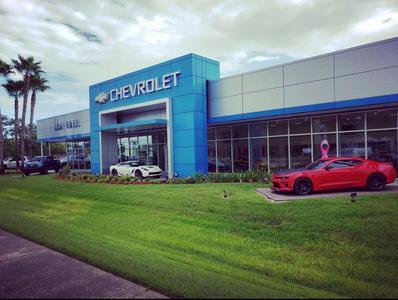 Jon Hall Chevrolet Image 1