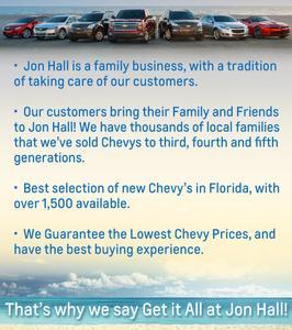 Jon Hall Chevrolet Image 2