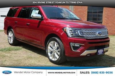Ford Expedition Max 2019 for Sale in Yoakum, TX