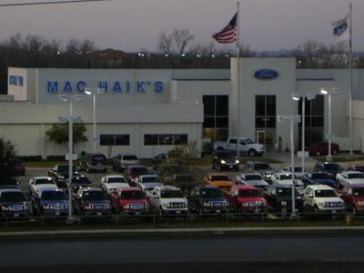 Mac Haik's Southway Ford Image 1