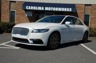 Lincoln Continental 2017 for Sale in Rock Hill, SC