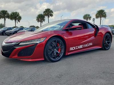Acura NSX 2017 for Sale in Fort Lauderdale, FL