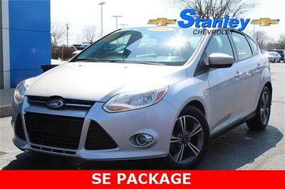 2012 Ford Focus SE for sale VIN: 1FAHP3K24CL173771