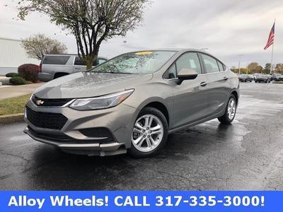 Chevrolet Cruze 2018 a la venta en McCordsville, IN