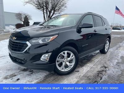 Chevrolet Equinox 2019 a la venta en McCordsville, IN