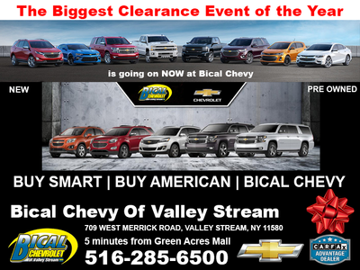 Bical Chevrolet In Valley Stream Including Address Phone Dealer Reviews Directions A Map Inventory And More