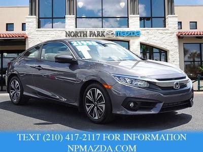 2018 Honda Civic EX-T for sale VIN: 2HGFC3B34JH352720