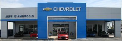 Jeff D'Ambrosio Chevrolet Image 3