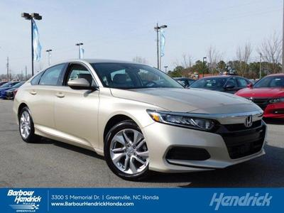 2018 Honda Accord LX for sale VIN: 1HGCV1F16JA251445