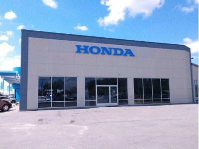 Barbour-Hendrick Honda Greenville Image 1