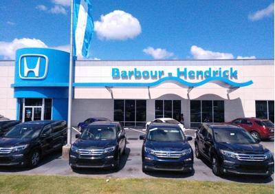 Barbour-Hendrick Honda Greenville Image 2