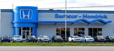 Barbour-Hendrick Honda Greenville Image 3