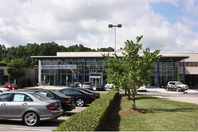 Mercedes-Benz of Cary Image 1