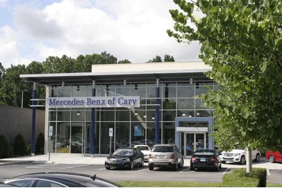 Mercedes-Benz of Cary Image 2