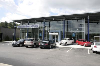 Mercedes-Benz of Cary Image 6