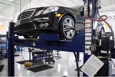 Mercedes-Benz of Cary Image 9