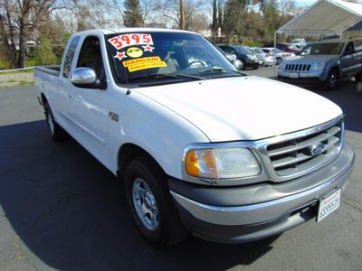 2001 Ford F-150 XLT Flareside for sale VIN: 1FTZX17261NB05968