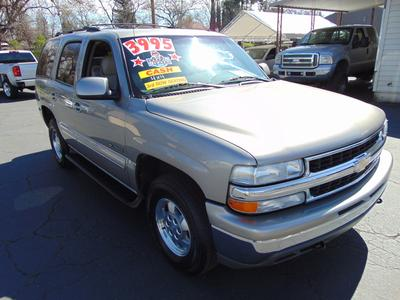 2002 Chevrolet Tahoe LT for sale VIN: 1GNEK13T02J241072