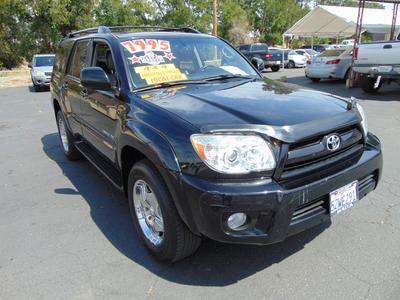 2007 Toyota 4Runner Limited for sale VIN: JTEBU17R178091147