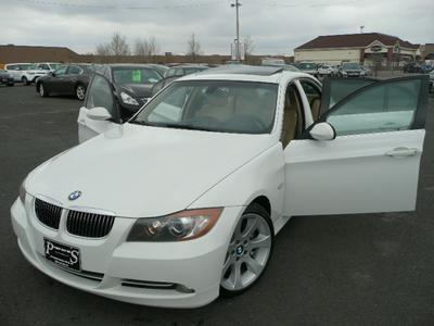 2008 BMW 335 i for sale VIN: WBAVB77538NH79838