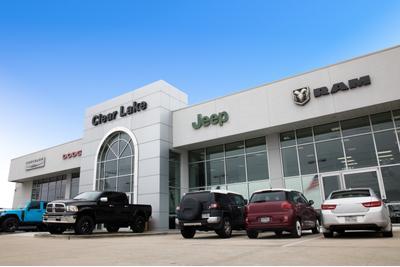 Clear Lake Chrysler Jeep Dodge RAM FIAT Image 4