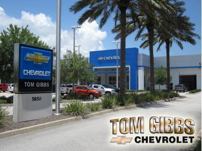 Tom Gibbs Chevrolet Image 1