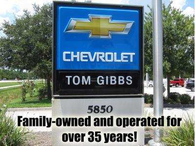 Tom Gibbs Chevrolet In Palm Coast Including Address Phone