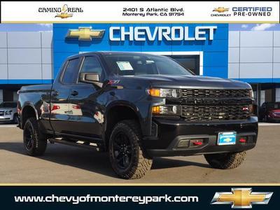 Chevrolet Silverado 1500 2019 for Sale in Monterey Park, CA