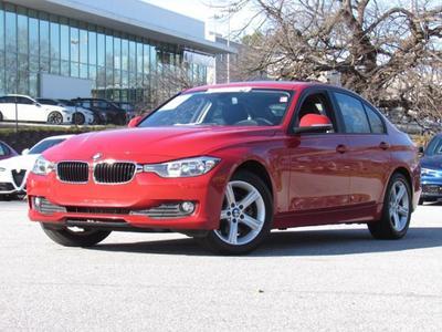 2015 BMW 320 i xDrive for sale VIN: WBA3C3C53FK203133