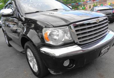 2007 Chrysler Aspen Limited for sale VIN: 1A8HW58277F525870