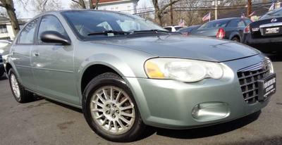 2005 Chrysler Sebring Touring for sale VIN: 1C3EL56R35N684704