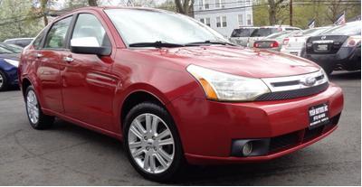2011 Ford Focus SEL for sale VIN: 1FAHP3HN1BW203999