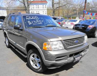 2002 Ford Explorer XLT for sale VIN: 1FMZU73E52UB60958