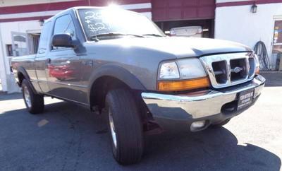 2000 Ford Ranger XLT SuperCab for sale VIN: 1FTZR15V3YTA40140