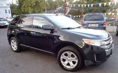 2011 Ford Edge SEL for sale VIN: 2FMDK4JC6BBA39510