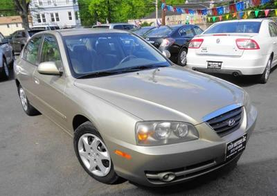 2005 Hyundai Elantra GLS for sale VIN: KMHDN46D05U154644