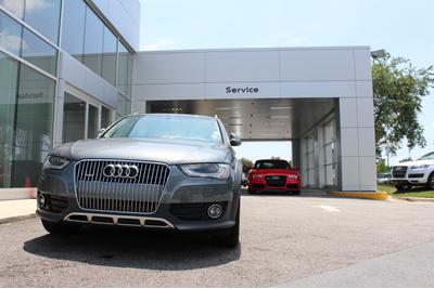 Audi Cary Image 2