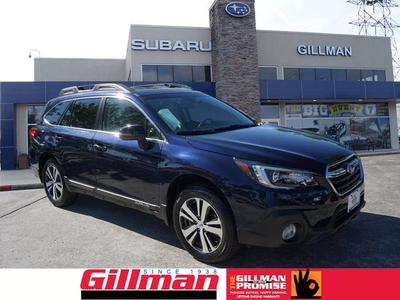 2018 Subaru Outback 3.6R Limited for sale VIN: 4S4BSENC3J3202037